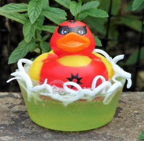 About Rubber Duckie Soap - Create Your Own Soap Workshop