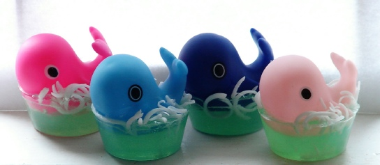 A Whale of a Time - Create Your Own Soap Workshop